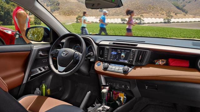 Xem Toyota RAV4 tiến hóa ra sao từ bản concept - Ảnh 7.