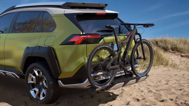 Xem Toyota RAV4 tiến hóa ra sao từ bản concept - Ảnh 3.
