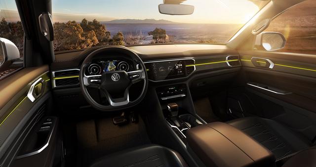 Volkswagen trình làng concept cạnh tranh Ford Ranger - Ảnh 5.