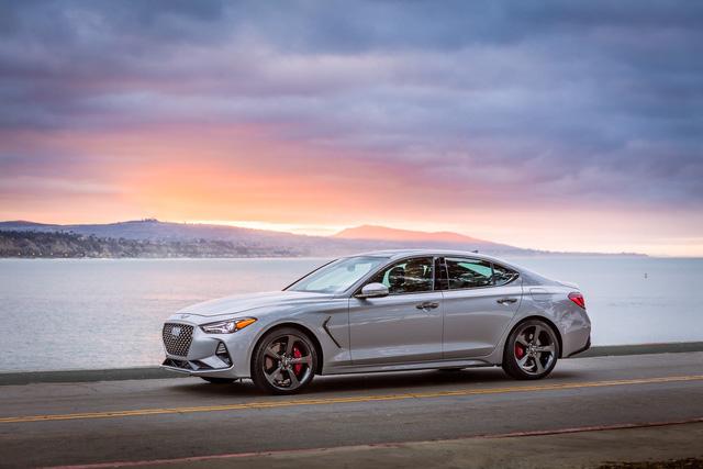 Ra mắt Genesis G70 2019: Kỳ phùng địch thủ của BMW 3-Series - Ảnh 5.
