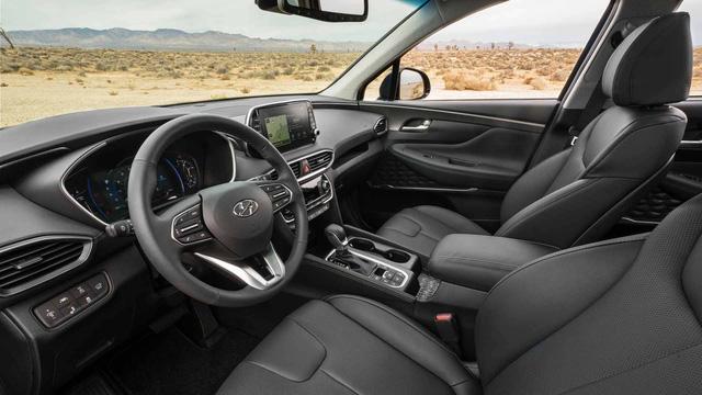 Hyundai Santa Fe 2019 chào sân thị trường Bắc Mỹ - Ảnh 6.