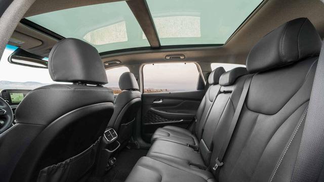 Hyundai Santa Fe 2019 chào sân thị trường Bắc Mỹ - Ảnh 9.