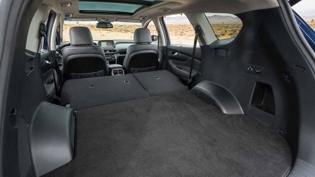Hyundai Santa Fe 2019 chào sân thị trường Bắc Mỹ - Ảnh 8.
