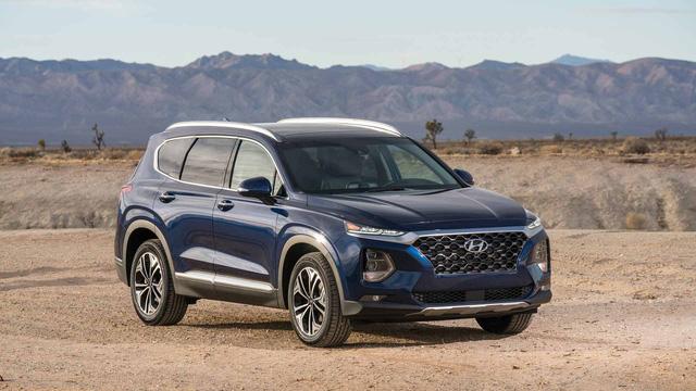 Hyundai Santa Fe 2019 chào sân thị trường Bắc Mỹ - Ảnh 4.