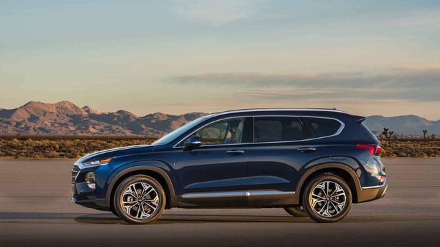 Hyundai Santa Fe 2019 chào sân thị trường Bắc Mỹ - Ảnh 2.
