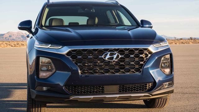 Hyundai Santa Fe 2019 chào sân thị trường Bắc Mỹ - Ảnh 1.