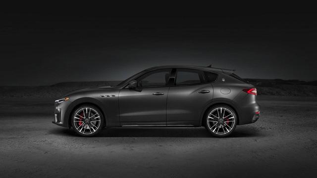 Maserati Levante Trofeo: Tranh tài cùng Porsche Cayenne Turbo - Ảnh 2.