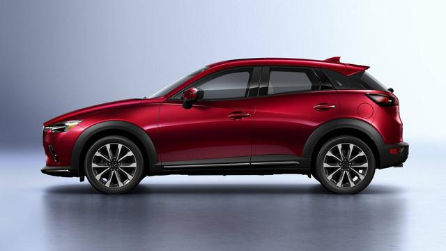 Mazda CX-3 bất ngờ được nâng cấp - Ảnh 1.