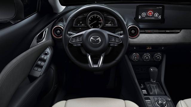 Mazda CX-3 bất ngờ được nâng cấp - Ảnh 4.