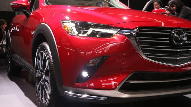 Mazda CX-3 bất ngờ được nâng cấp - Ảnh 9.