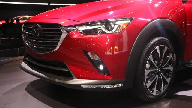 Mazda CX-3 bất ngờ được nâng cấp - Ảnh 7.