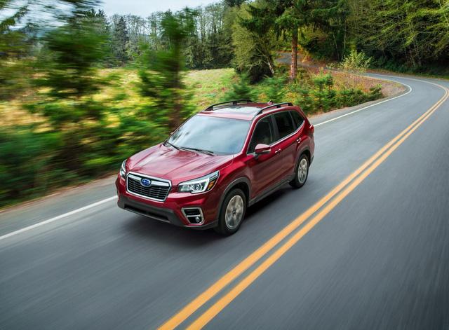 Subaru Forester 2019: Thêm đối thủ trong phân khúc SUV cỡ lớn - Ảnh 7.