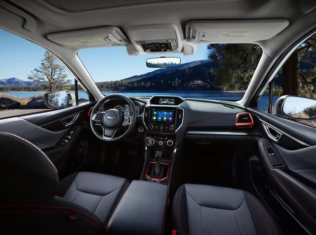 Subaru Forester 2019: Thêm đối thủ trong phân khúc SUV cỡ lớn - Ảnh 11.