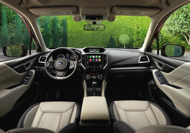 Subaru Forester 2019: Thêm đối thủ trong phân khúc SUV cỡ lớn - Ảnh 8.