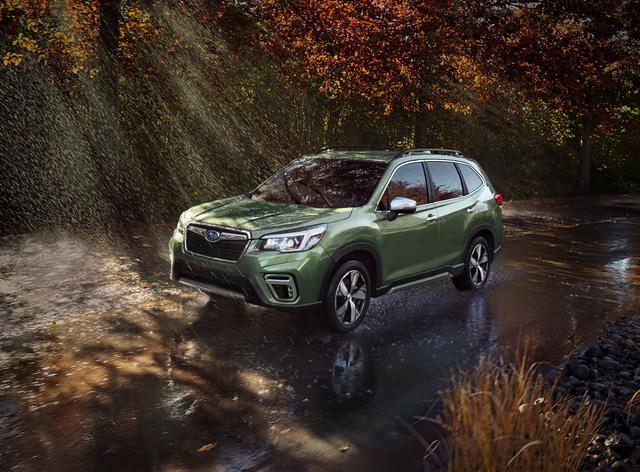 Subaru Forester 2019: Thêm đối thủ trong phân khúc SUV cỡ lớn - Ảnh 6.