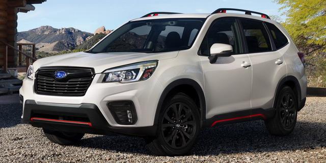 Subaru Forester 2019: Thêm đối thủ trong phân khúc SUV cỡ lớn - Ảnh 10.