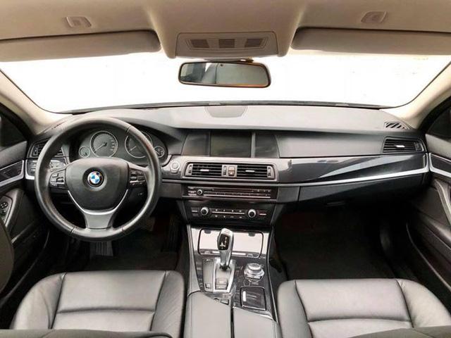 Sedan hạng sang BMW 523i 2012 rao bán lại giá chưa đến 1 tỷ đồng - Ảnh 7.