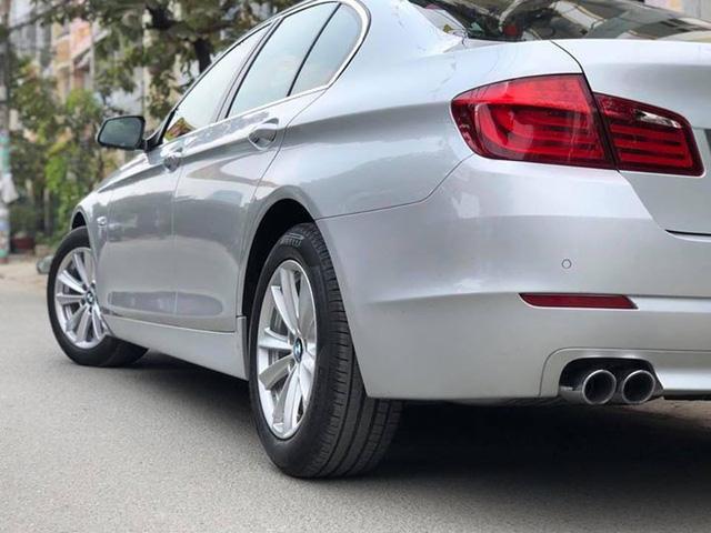Sedan hạng sang BMW 523i 2012 rao bán lại giá chưa đến 1 tỷ đồng - Ảnh 6.