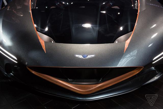 Genesis Essentia Concept: Đỉnh cao của xe Hàn - Ảnh 6.