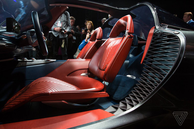 Genesis Essentia Concept: Đỉnh cao của xe Hàn - Ảnh 20.