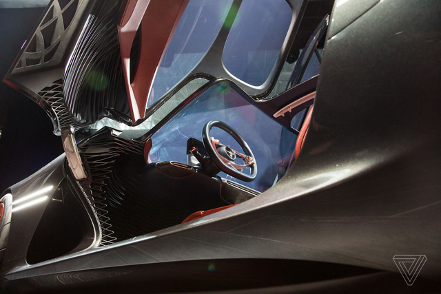 Genesis Essentia Concept: Đỉnh cao của xe Hàn - Ảnh 18.