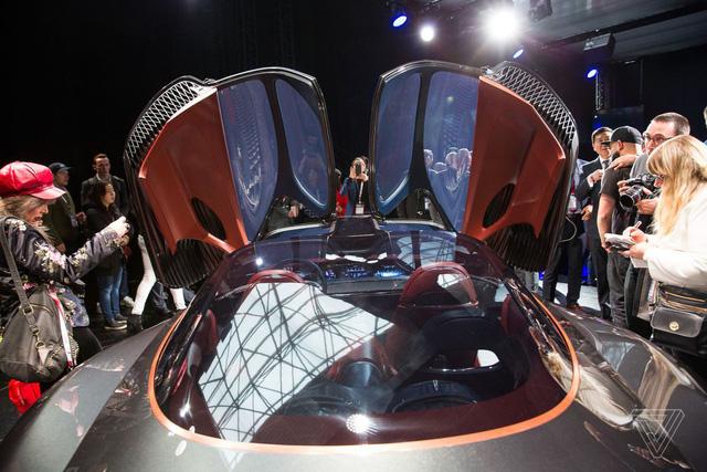 Genesis Essentia Concept: Đỉnh cao của xe Hàn - Ảnh 17.
