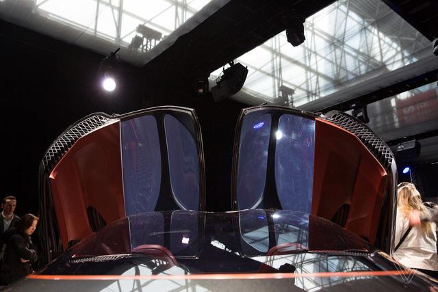 Genesis Essentia Concept: Đỉnh cao của xe Hàn - Ảnh 13.