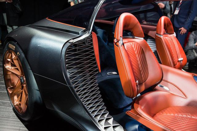 Genesis Essentia Concept: Đỉnh cao của xe Hàn - Ảnh 11.