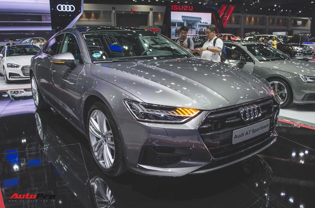 Diện kiến Audi A7 Sportback 2018 - Tiệm cận lá cờ đầu của Audi - Ảnh 3.