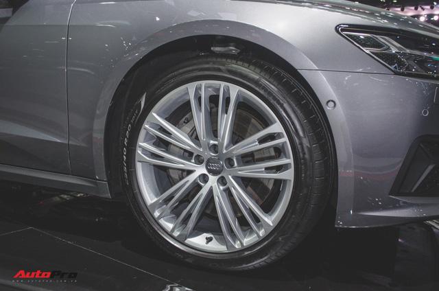 Diện kiến Audi A7 Sportback 2018 - Tiệm cận lá cờ đầu của Audi - Ảnh 5.