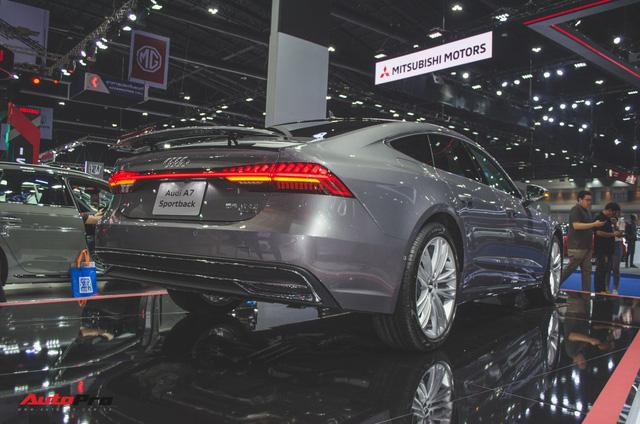 Diện kiến Audi A7 Sportback 2018 - Tiệm cận lá cờ đầu của Audi - Ảnh 6.