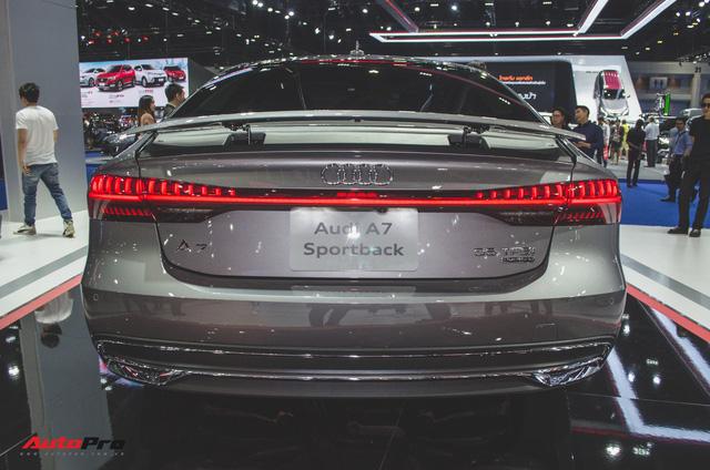 Diện kiến Audi A7 Sportback 2018 - Tiệm cận lá cờ đầu của Audi - Ảnh 7.