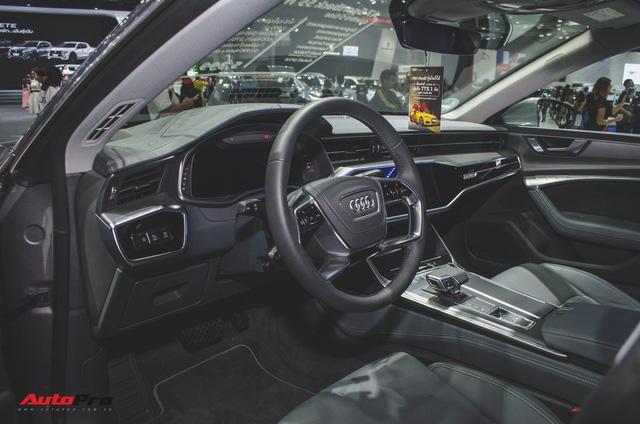 Diện kiến Audi A7 Sportback 2018 - Tiệm cận lá cờ đầu của Audi - Ảnh 8.