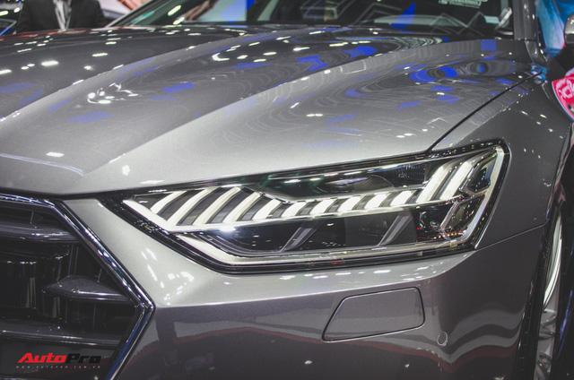 Diện kiến Audi A7 Sportback 2018 - Tiệm cận lá cờ đầu của Audi - Ảnh 2.