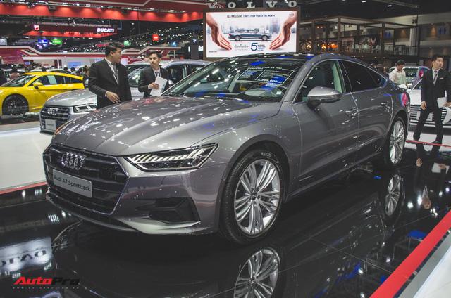 Diện kiến Audi A7 Sportback 2018 - Tiệm cận lá cờ đầu của Audi - Ảnh 1.