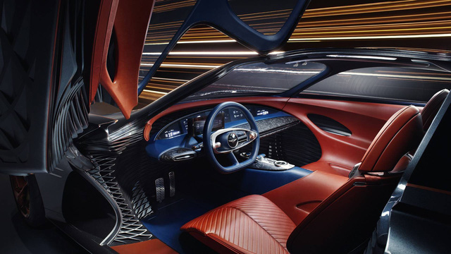 Genesis Essentia Concept: Đỉnh cao của xe Hàn - Ảnh 4.