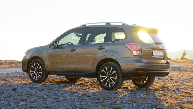 Subaru Forester 2019 thay đổi như thế nào so với thế hệ trước? - Ảnh 3.