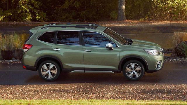 Subaru Forester 2019 thay đổi như thế nào so với thế hệ trước? - Ảnh 6.