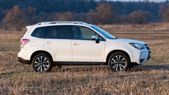 Subaru Forester 2019 thay đổi như thế nào so với thế hệ trước? - Ảnh 5.