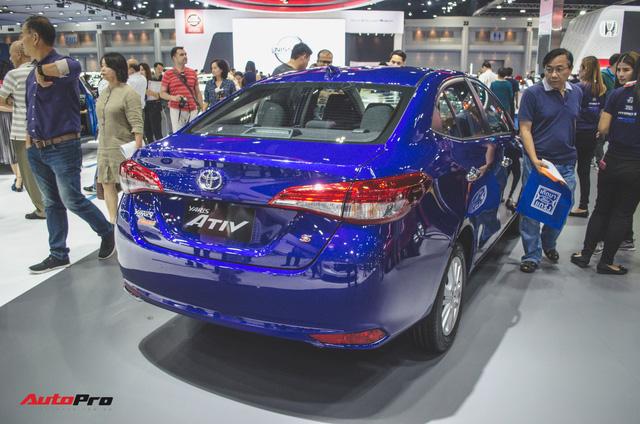 Toyota Yaris Ativ - Hiện thân của Vios mới sẽ ra mắt khách hàng Việt - Ảnh 10.