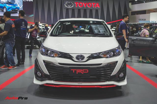 Toyota Yaris Ativ - Hiện thân của Vios mới sẽ ra mắt khách hàng Việt - Ảnh 11.