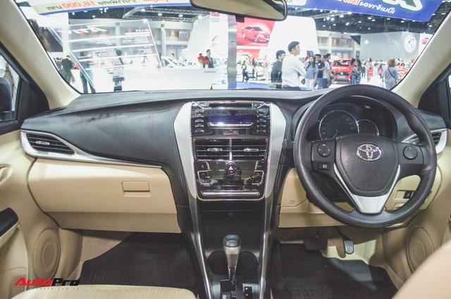 Toyota Yaris Ativ - Hiện thân của Vios mới sẽ ra mắt khách hàng Việt - Ảnh 7.