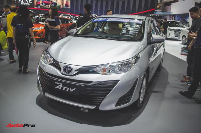 Toyota Yaris Ativ - Hiện thân của Vios mới sẽ ra mắt khách hàng Việt - Ảnh 2.