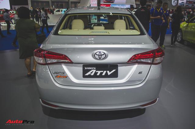 Toyota Yaris Ativ - Hiện thân của Vios mới sẽ ra mắt khách hàng Việt - Ảnh 4.