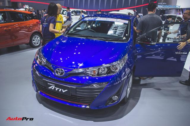 Toyota Yaris Ativ - Hiện thân của Vios mới sẽ ra mắt khách hàng Việt - Ảnh 9.