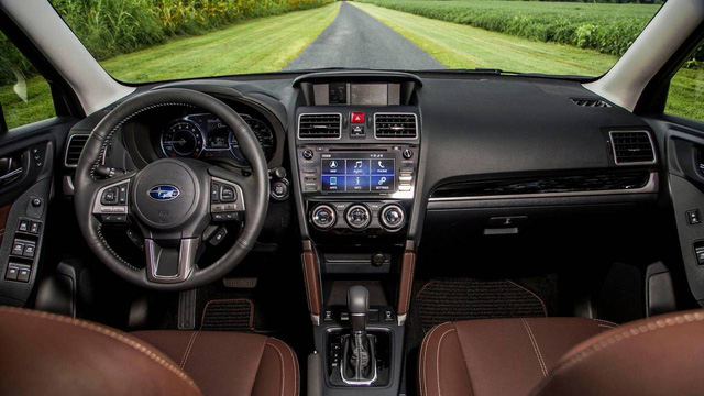 Subaru Forester 2019 thay đổi như thế nào so với thế hệ trước? - Ảnh 7.