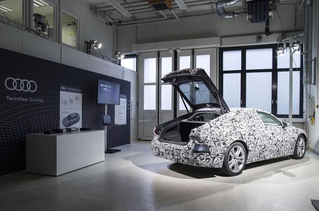 Chỉ vì dòng xe E-Tron, Audi phải làm lại cả một dây chuyền lắp ráp - Ảnh 1.