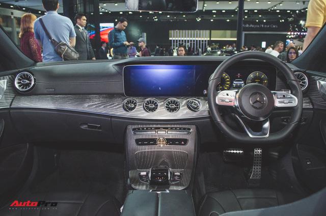 Hình ảnh thực tế Mercedes-Benz CLS - Đối thủ trực tiếp của Audi A7 - Ảnh 5.