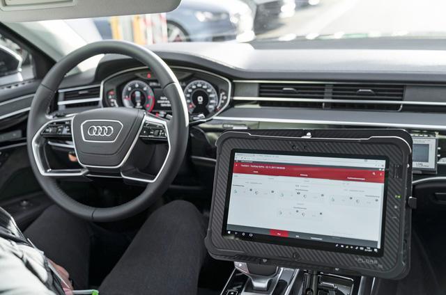 Chỉ vì dòng xe E-Tron, Audi phải làm lại cả một dây chuyền lắp ráp - Ảnh 3.
