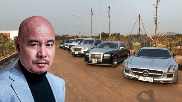 Ông trùm cafe Trung Nguyên mua nhiều siêu xe để làm gì?
